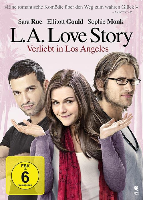 DVD Cover: L.A. Love Story - Verliebt in Los Angeles