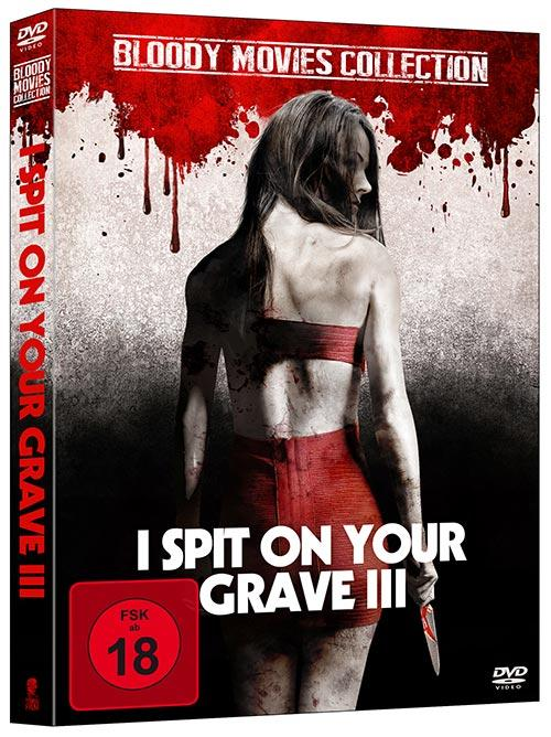 DVD Cover: Bloody-Movies Collection: I Spit On Your Grave 3