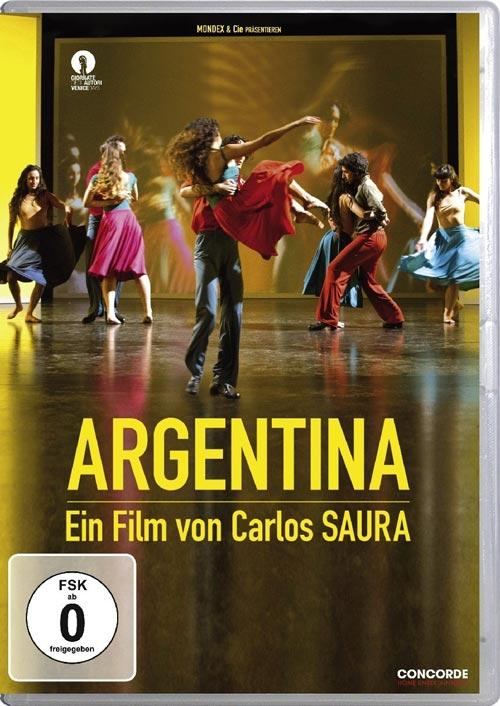 DVD Cover: Argentina