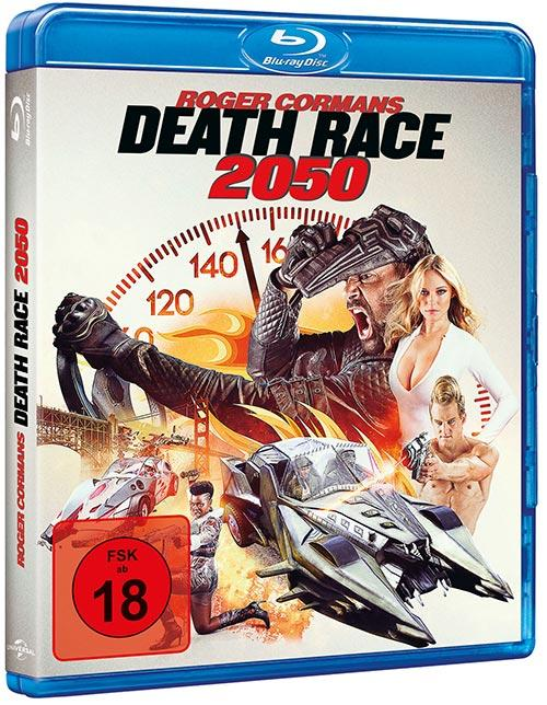 DVD Cover: Death Race 2050