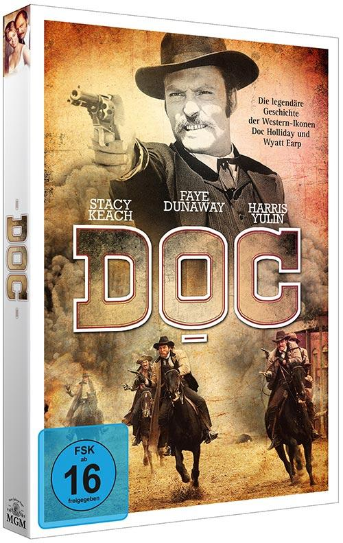 DVD Cover: Doc