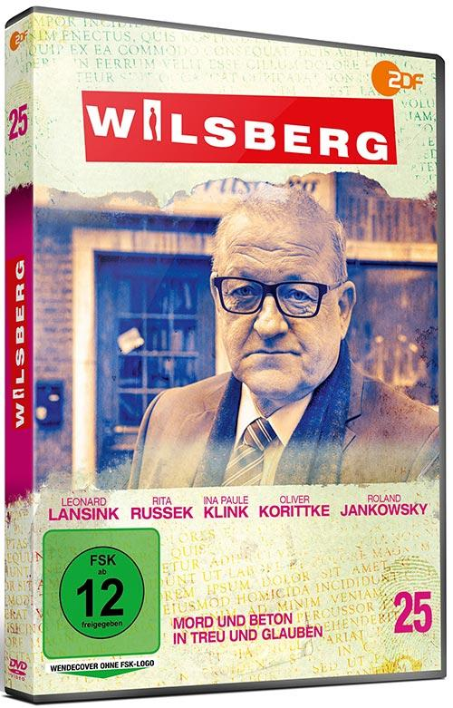 Wilsberg Dvd