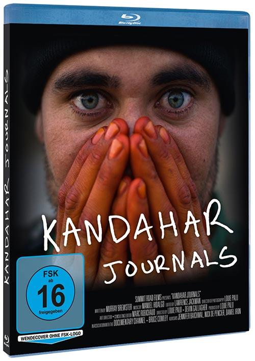 DVD Cover: Kandahar Journals