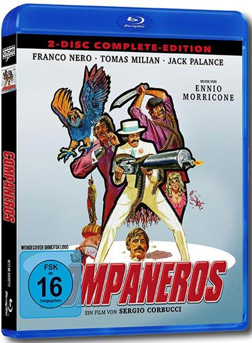 DVD Cover: Companeros - 2-Disc Complete Edition