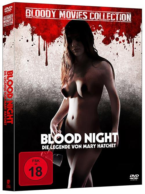 DVD Cover: Bloody-Movies Collection: Blood Night