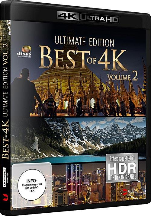 DVD Cover: Best of 4K - Ultimate Edition 2