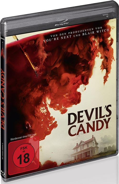 DVD Cover: Devil's Candy
