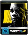 Film: The Equalizer - 4K - Project Popart Steelbook Edition