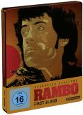 Rambo - First Blood - Limited Steelbook Edition