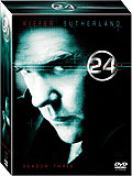24 - twentyfour - Season 3 Box