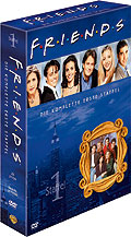 FRIENDS Staffel 1 Box Set