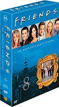 FRIENDS Staffel 8 Box Set