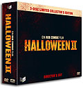 Halloween II - Director's Cut - 3-Disc Limited Collector's Edition