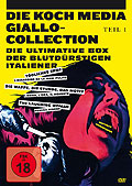 Giallo-Collection - Teil 1