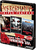 Horrormania Triple Feature - 3D