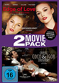 2 Movie Pack: Coco Chanel & Igor Stravinsky / Edge of Love - Was von der Liebe bleibt
