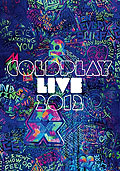 Coldplay - Live 2012 - Limited Edition