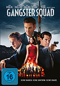 DVD Cover: Gangster Squad