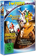 Luc Besson Paris DVD Box