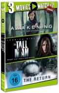 3 Movies - watch it: The Awakening / The Tall Man / The Return