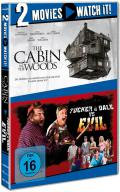 2 Movies - watch it: Cabin in the Woods / Tucker & Dale vs. Evil